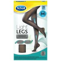 Scholl Light Legs™ Collants 20D Noir XL
