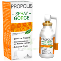 3 CHENES PROPOLIS Spray gorge Fl/25ml à ROMORANTIN-LANTHENAY