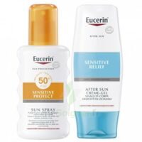 EUCERIN SUN SENSITIVE PROTECT SPF50 Coffret spray à ROMORANTIN-LANTHENAY