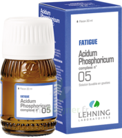 Lehning ACIDUM PHOSPHORICUM COMPLEXE N°5 Solution buvable en gouttes Fl/30ml à ROMORANTIN-LANTHENAY
