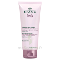 Gommage Corps Fondant Nuxe Body200ml à ROMORANTIN-LANTHENAY